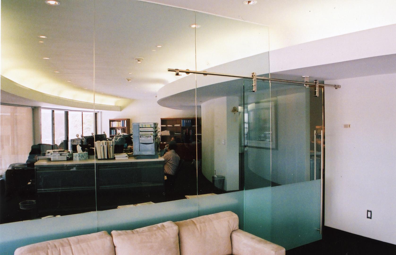 Stamford Office Building K Man Glass Inc